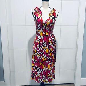 NWT Diane Von Furstenberg Jersey wrap dress